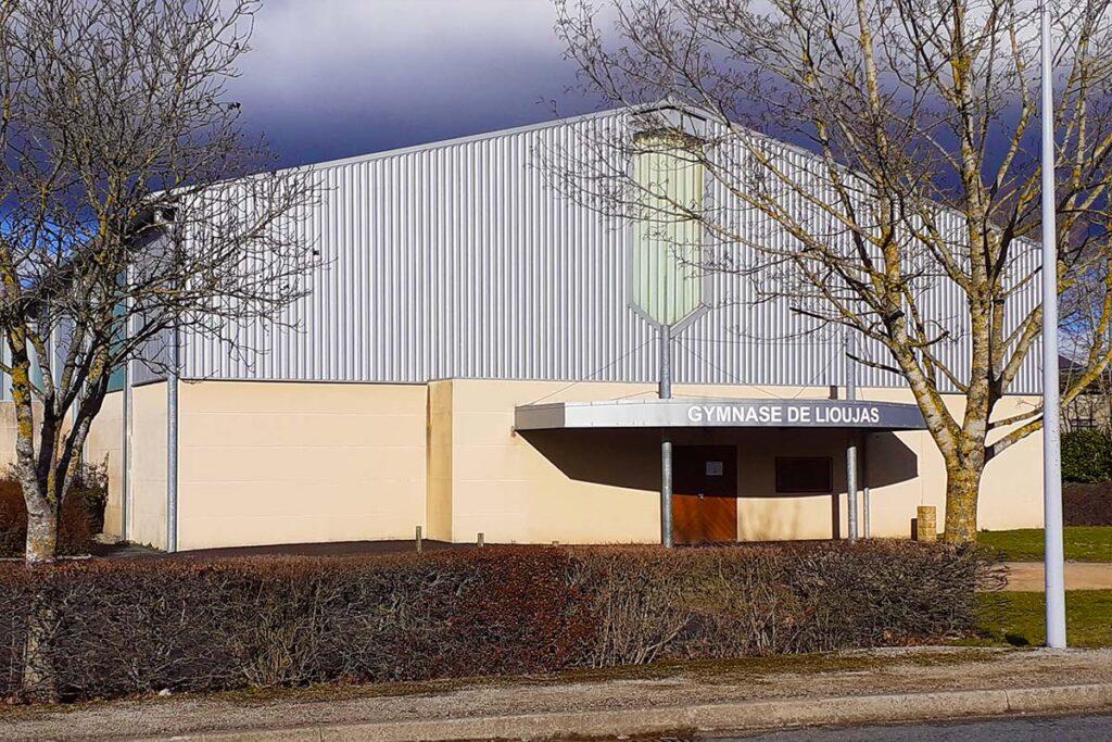 Salle de sport de Lioujas